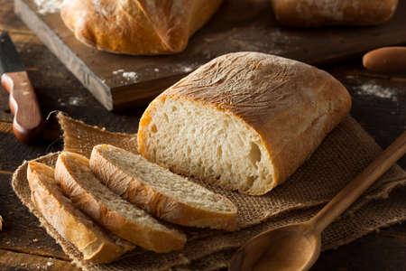 ciabatta: Crusty Homemade Ciabatta Bread