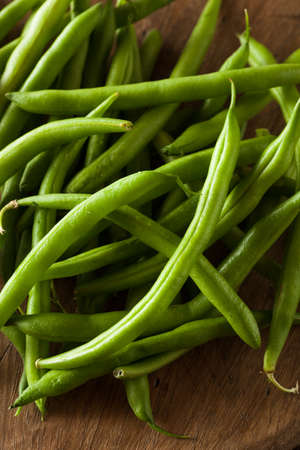 greenbeans: Raw Organic Green Beans Ready to Eat