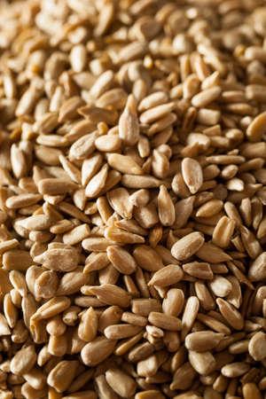 hulled: Raw Organic Hulled Sunflower Seeds