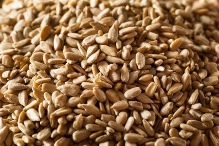 sunflower seeds: Raw Organic Hulled Sunflower Seeds