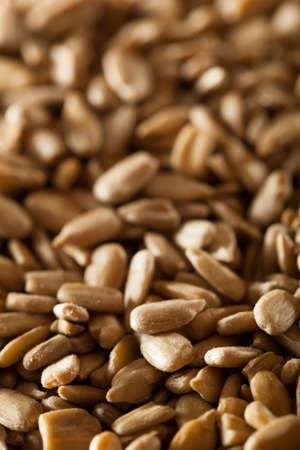 semillas de girasol: Crudo Org�nico cascado Semillas de Girasol
