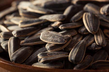 semillas de girasol: Orgánica salados y asado semillas de girasol
