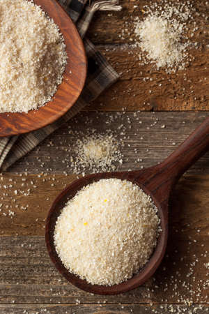grits: Raw Organic Dry Grits Ready to Cook
