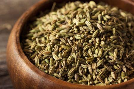 fennel seeds: raw organic fennel Seed Ready to Use