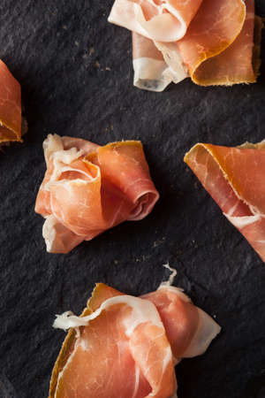 Organic Dry Prosciutto Appetizer Ready to Eat
