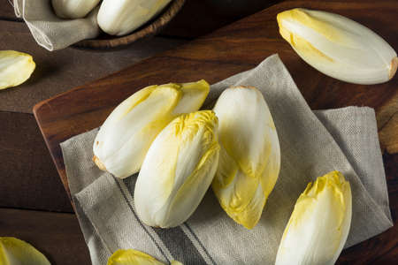 escarola: Raw Organic Belgian Endive Ready to Eat