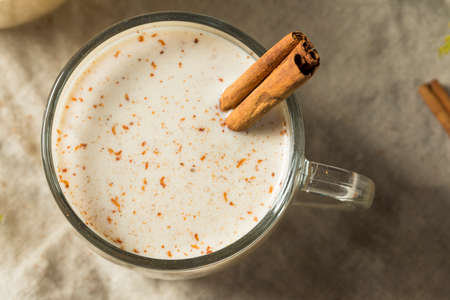 Homemade Puerto Rican Coquito Eggnog for the Holidays