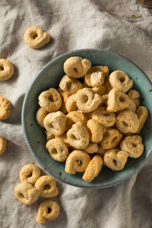 Olive Oil Itlian Taralli Cracker Cookies Ready to Eat