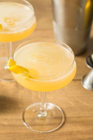 Homemade Gin Corpse Reviver Number 2 with Lemon Reklamní fotografie