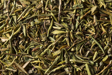 Dried Organic Greek Oregano in a Bowl Reklamní fotografie