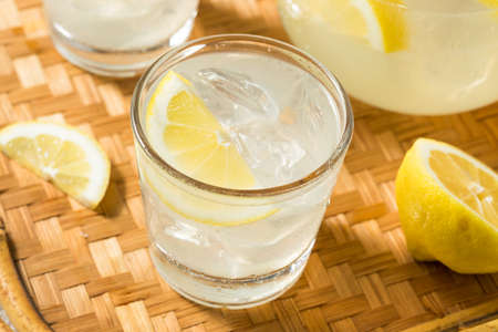 Refreshing Homemade Sweet Lemonade Ready to Drink