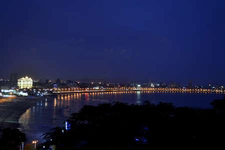 marine drive mumbai Stock Photo - 10617556