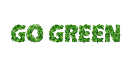 Go Green Stock Photo - 12381155