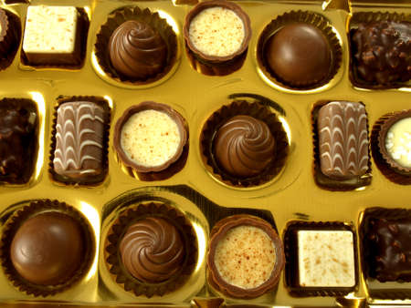 praline: Delicious chocolates with stuffing