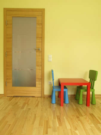 Modern children s room photo
