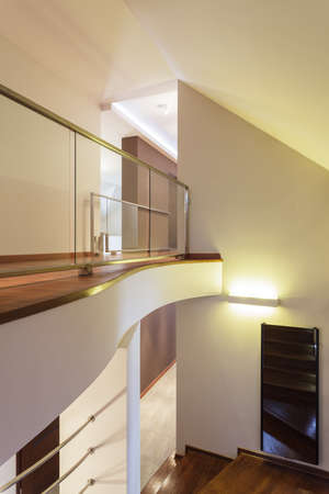 Grand design - Mezzanine, second floor photo