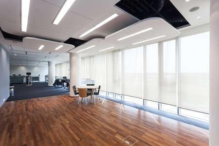 servicios publicos: Interior de una oficina en una empresa de impresi�n