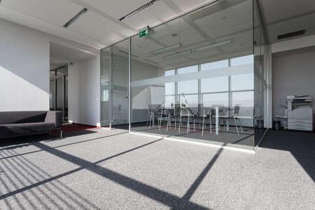 sala de reuniones: Habitación especial conferencia en un centro de negocios