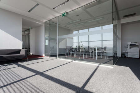 office appliances: Special conference room in a business centre