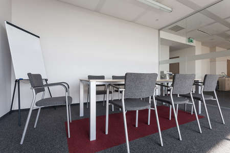 Conference room in a modern business centre Stock Photo - 19688871
