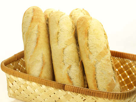 crust crusty: Five fresh delicious baguettes for breakfast