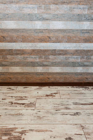 Wooden striped texture in a brown colours Stock Photo - 21822056