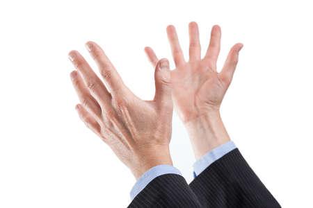 remuneraciones: Lenguaje de gestos del cuerpo significa un enorme deseo de algo gracioso que Hapen