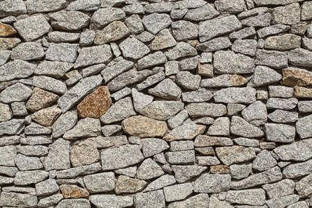 grigiastro: A close up di grigio pietre compressa