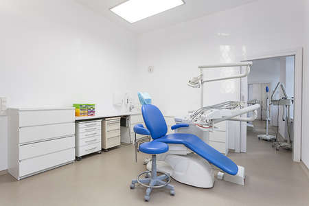 Special equipment for a dentist, dentist office photo