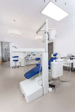 Interior of a new and modern dental office Stock Photo - 24824487