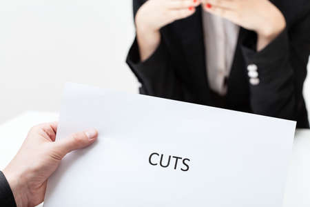 injustice: Business cuts concentrated on women discrimination - injustice