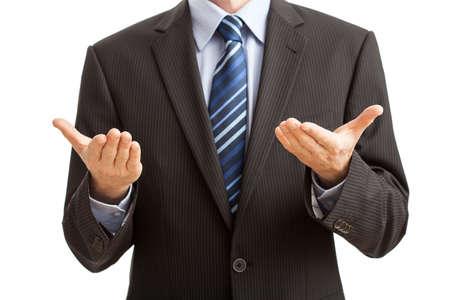 corporal language: El lenguaje corporal gesto que demuestra la pureza y claridad