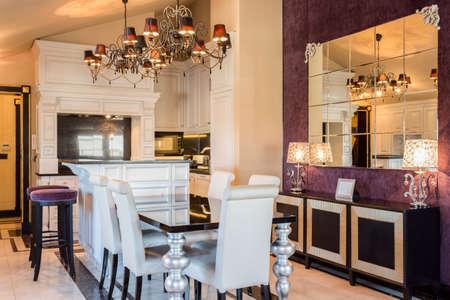 바로크 스타일에서 비싼 집보기