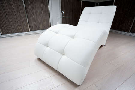 designed: Close-up of designed couch in modern interior