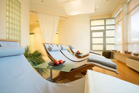 restful: New luxury beauty resort with bright restful room