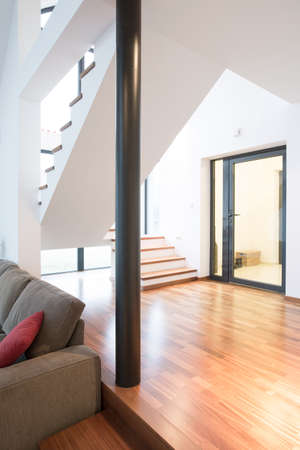 furnished apartments: Interior of beautiful and modern property