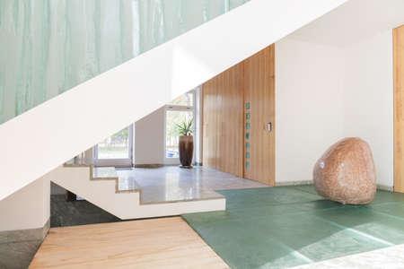 anteroom: View of modern anteroom inside elegant house