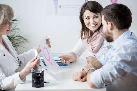 sexo: Pareja casada elegir el sexo de bebé in vitro