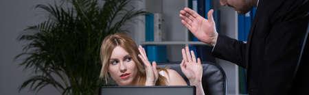 violence in the workplace: La violencia y la intimidaci�n en el lugar de trabajo - panorama
