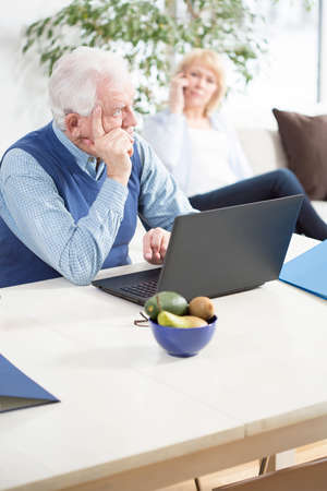 people problems: Elder people facing difficulties and problems at work