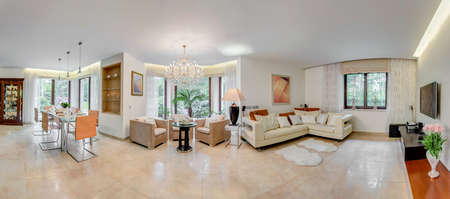 spacious: Spacious and exclusive area in the house