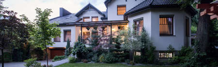 residential home: Big and beautiful luxurious real estate