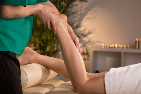techniques: Therapy that includes reflexological techniques of massage