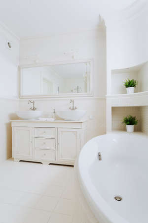 handbasin: Bathrooms design in the luxury storey house