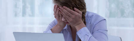 cyber bullying: Victim of cyber bullying and violence - panorama