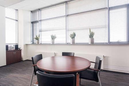 Espace pour une réunion d'affaires dans le bureau