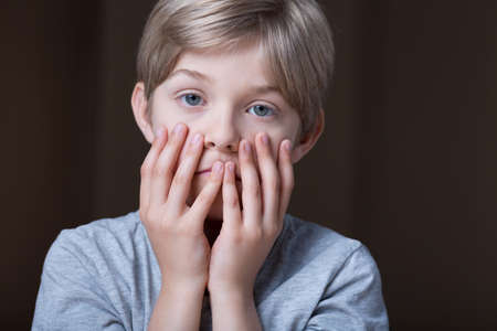 maltreatment: Little boy has too many problems in his life