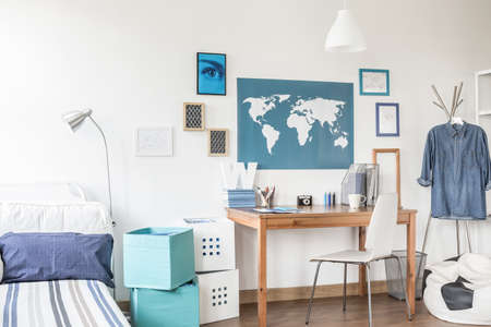 boy bedroom: Tasteful space for boys in the house