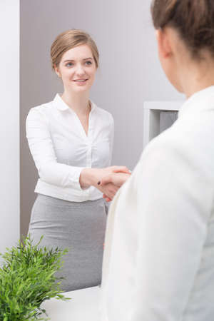appraisal: Young employee and annual performance appraisal interview