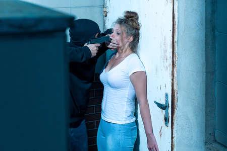 delito: Hombre peligroso es muy agresivo y aterrador